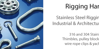 Rigging Hardware Stainless Steel Marine Boat Parts