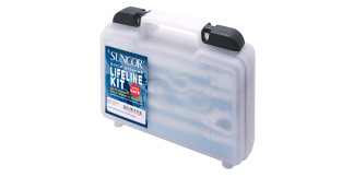 Quick Attach™ Lifeline Kit Gate Closed Body 316 Marine GradeC0747-LK01-X case 0