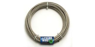 Wire Rope Lifeline 316 Marine Grade S0701-C