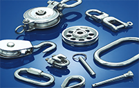 Stainless Steel Swivels And Swivel Rigging Hardware