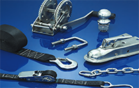 Stainless Steel Trailer Hardware