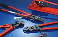 Swage Tools And Wire Rope Cutters